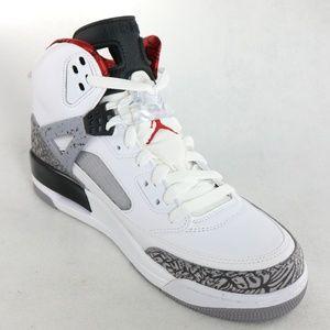 info for bdcba 8d437 Jordan Shoes - AIR JORDAN Spizike White Cement 2017 315371-122